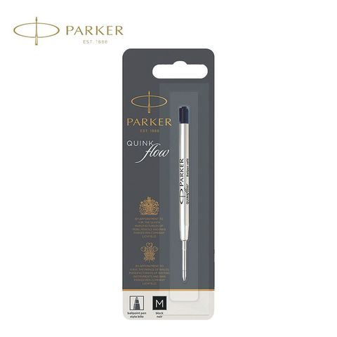 Стержень для шариковой ручки Parker Z02, размер: средний, цвет: Black123