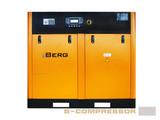 Винтовой компрессор Berg ВК-75Р-Е 10 бар