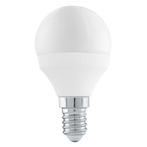 Лампа светодиодная Eglo LED LM-LED-E14 6W 470Lm 4000K P45 11584