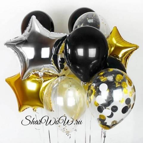 Сет воздушных шаров