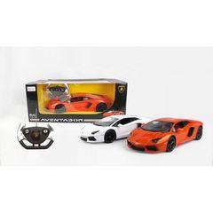 Rastar Машина радиоуправляемая Lamborghini Aventador LP700, 1:14 (43000-RASTAR / 168743)