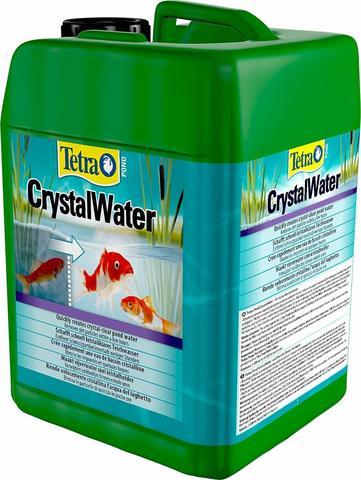 Tetra Pond Crystal Water 3л (для очистки от мути)