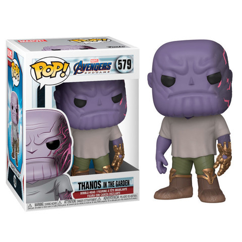 Thanos in the Garden (Avengers Endgame) Funko Pop! || Танос