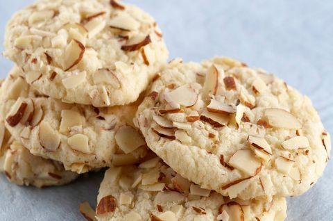 Безглютеновое печенье с фундуком