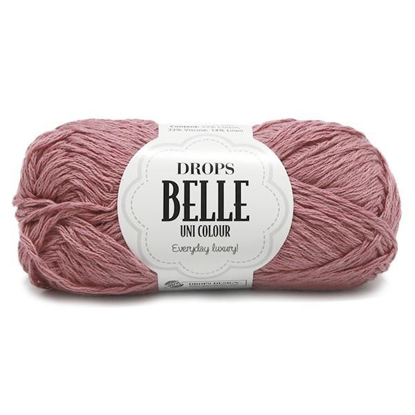 Пряжа Drops Belle 11 сухая роза