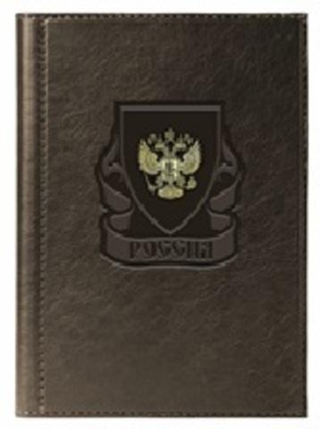 Ежедневник А5 | Золотой герб РФ 2