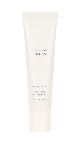 Солнцезащитный крем Sioris You're My Shining Sunscreen SPF 35 PA+++ 30 мл.