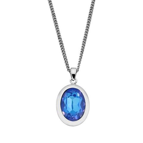 Колье Tivola Royal Blue Delite 404683 BW/S
