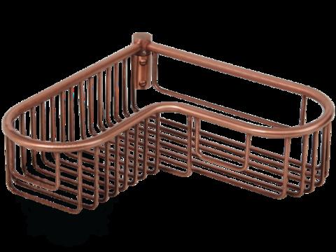 Решетка угловая фигурная Migliore Complementi H9xL30xP30 cm ML.COM-50.901 медь