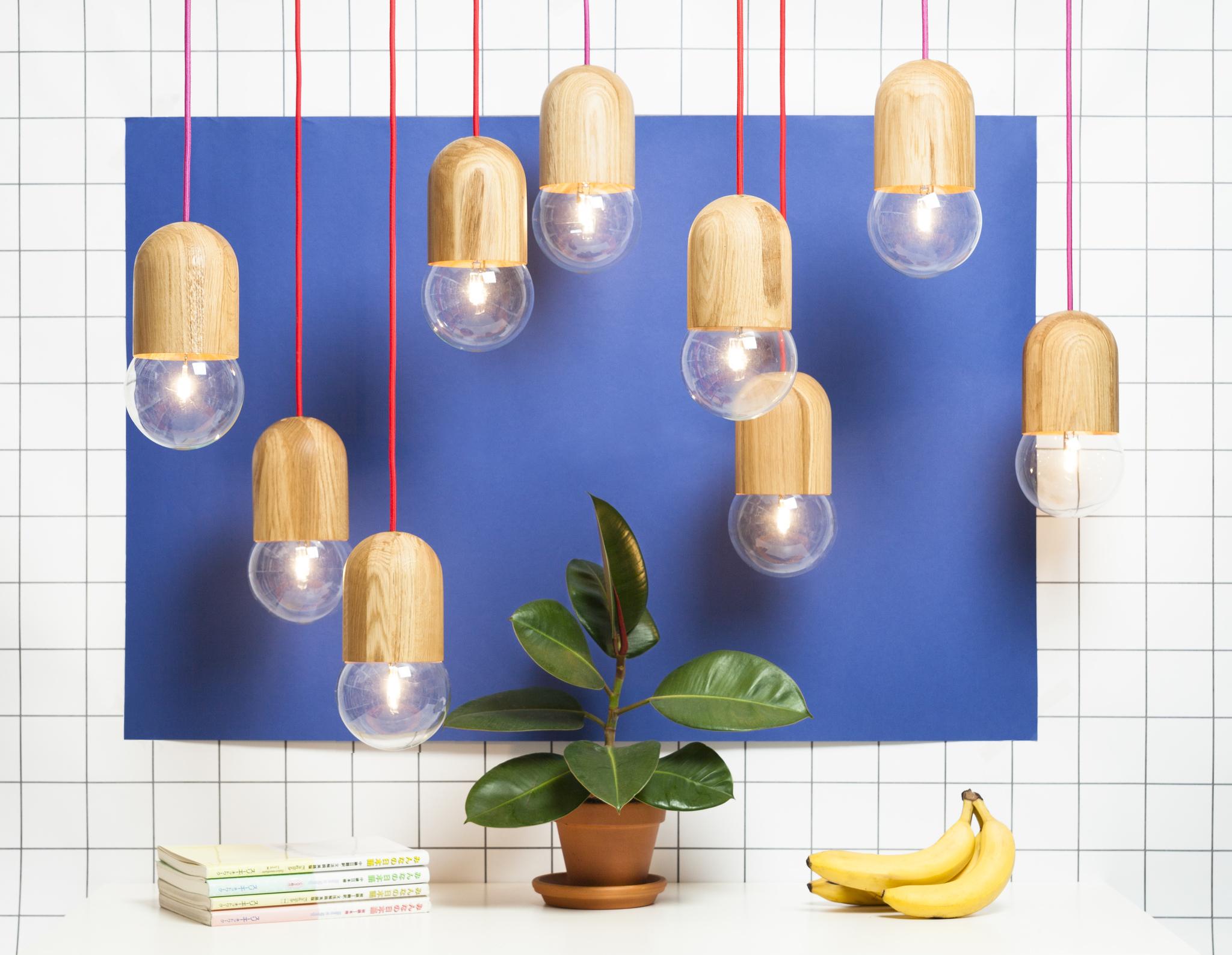 Подвесной светильник Light Bean Bubble - вид 5