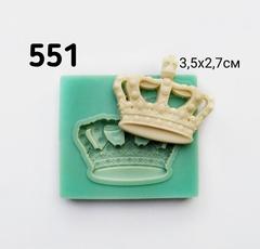 Молд силиконовый корона