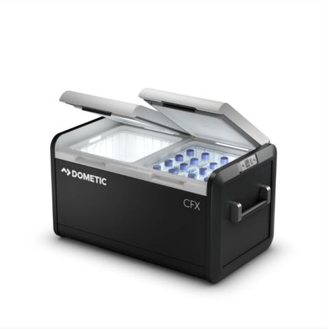 Компрессорный автохолодильник Dometic CFX3 75DZ (75 л, 12/24/220)