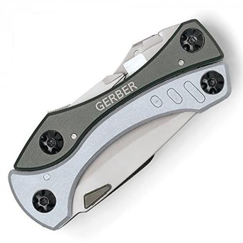 Мультитул Gerber Essentials Crucial, серый, коробка, 30-000016