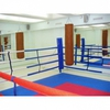 Ринг боксерский, напольный на растяжках 7х7м.