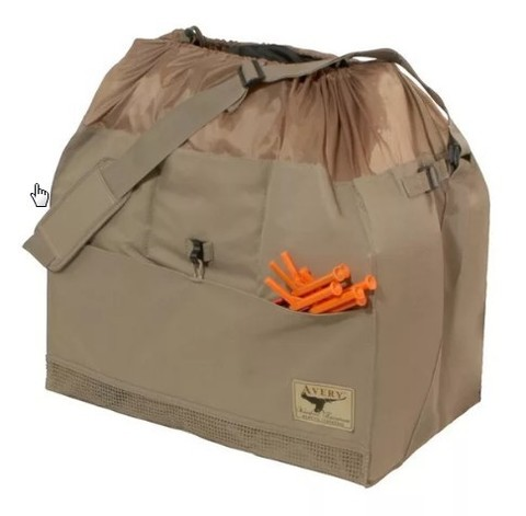 Сумка для гусиных чучел Аvery 6 Slot Goose Bag
