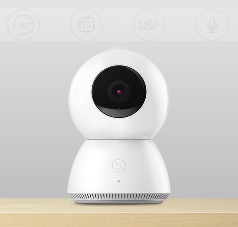 XiaoMI Cam IP-камера Xiaomi MiJia 360°/white/