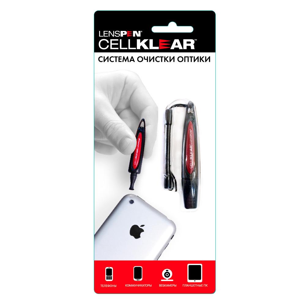 LENSPEN CK-1 Карандаш-брелок для очистки оптики CellKlear