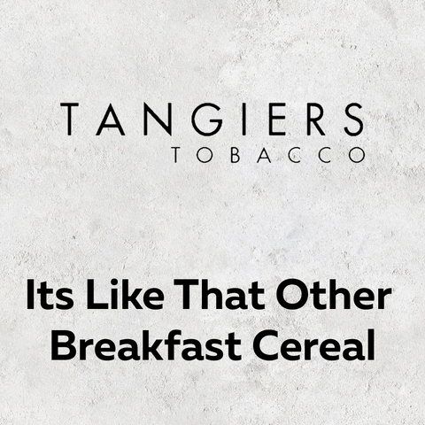 Тangiers (250 гр) Its Like That Other Breakfast Cereal (Burley)