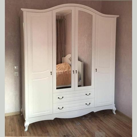 шкаф в стиле прованс фото
