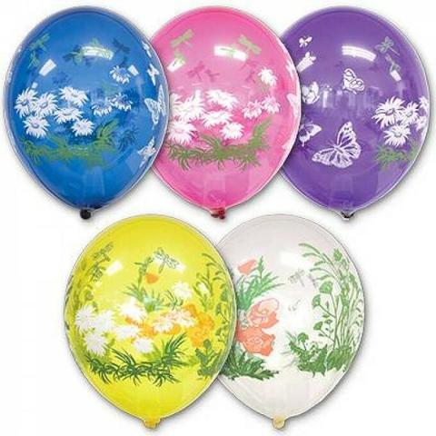 Воздушные шары Лето