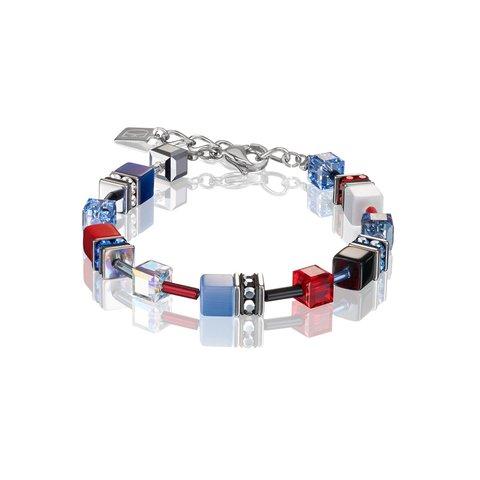 Браслет Blue-Red 2838/30-0703