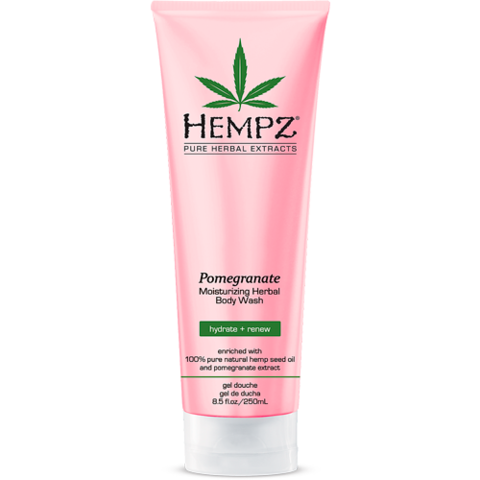 Гель для душа  Гранат / Hempz Body Wash - Pomegranate