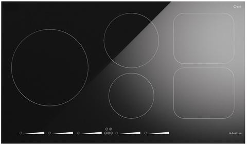 Индукционная варочная панель ILVE KHVI90TC