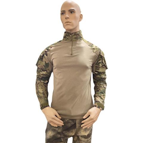 Боевая рубаха с налокотниками Multicam