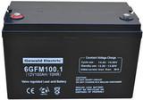 Аккумулятор для ИБП Gewald Electric 6GFM100 (12V 100 Ah / 12В 100Ач) - фотография