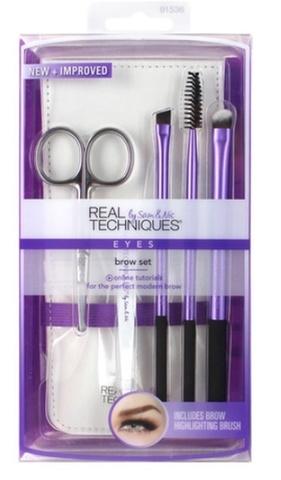 Набор кистей для бровей Real Techniques Brow set