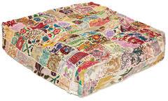 Модуль мягкий Secret De Maison FANCY(mod. MA-107) cotton patchwork, этнический Patchwork