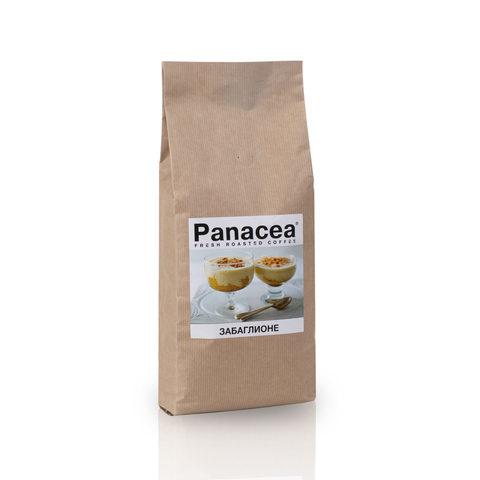 Ароматизированный кофе в зернах Panacea.Забаглионе
