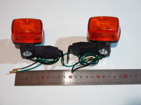 Поворотники Honda XR250 Yamaha XT225 TTR250 Kawasaki KLX250
