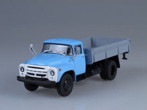 ZIL-130 board early gray-blue 1:43 AutoHistory