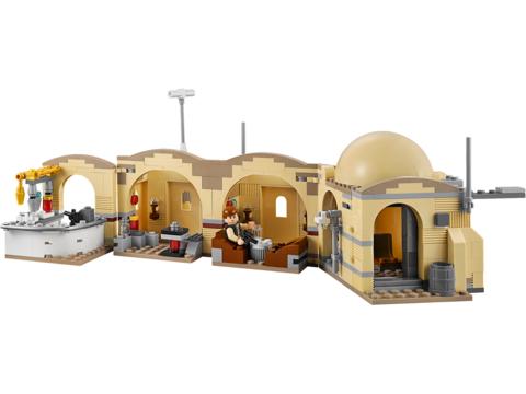 LEGO Star Wars: Кантина Мос Айсли 75052 — Mos Eisley Cantina — Лего Стар ворз Звёздные войны