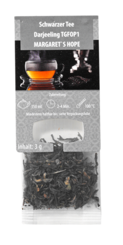 Черный чай Дарджилинг TGFOP1 Маргаретс Хоуп