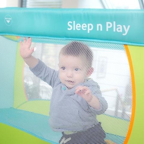 Манеж-кровать hauck sleep`n play go plus напрокат
