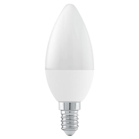 "Лампа  LED 3 шага диммирования ""Свеча"" Eglo STEP DIMMING LM-LED-E14 6W 470Lm 4000K C37 11582"
