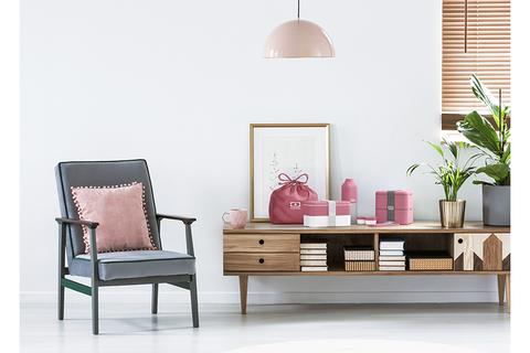 Набор из 3 столовых приборов в футляре mb pocket blush
