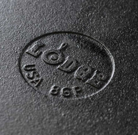 Сковорода чугунная круглая  с двумя ручками, артикул L10SKL