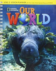 Our World BrE 2 TB [with CD(x1) & CD-ROM(x1)