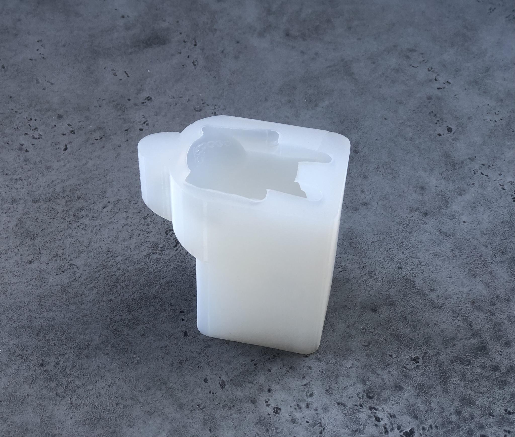 Силиконовая форма «Оленёнок», 10х9 см
