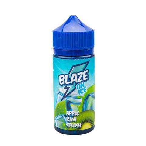 Жидкость Blaze on Ice 100 мл Apple Kiwi Splash