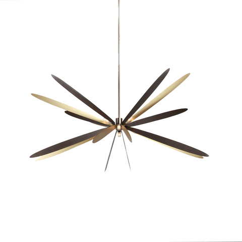 Подвесной светильник копия Pouenat Libellule by Damien Langlois-Meurinne