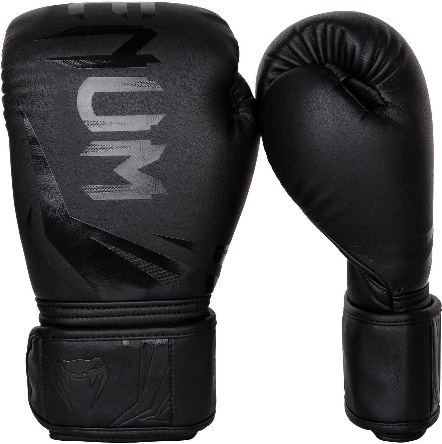 Перчатки Перчатки для бокса Venum Challenger 3.0 Boxing Gloves-Black/Black 1.jpg