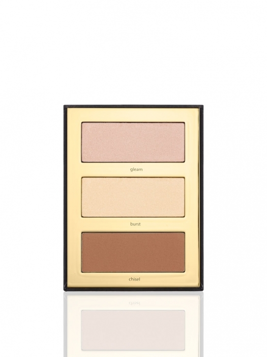 Палетка tarteist™ PRO glow to go highlight & contour palette