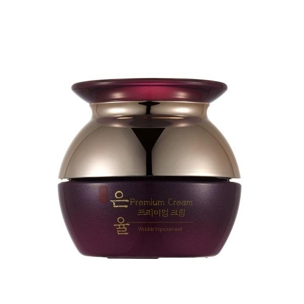Премиум крем для лица против морщин Eunyul Premium Cream 50мл