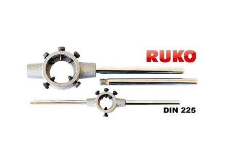 Вороток для плашки  75х30мм М38-М42 700мм DIN225 Ruko 2427530 (ВП)