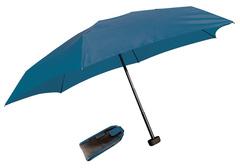Зонт Dainty Navy Blue механический складной (цвет - синий)