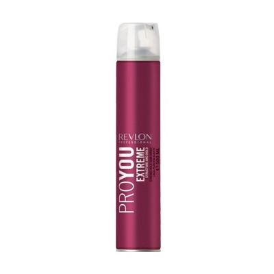 REVLON ProYou Styling: Лак для волос сильной фиксации (Extreme Hairspray), 500мл